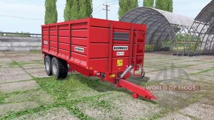 Redrock 180-12 для Farming Simulator 2017