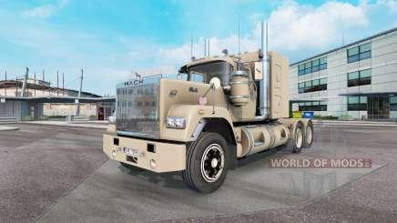 Mack Super-Liner v3.1 для Euro Truck Simulator 2