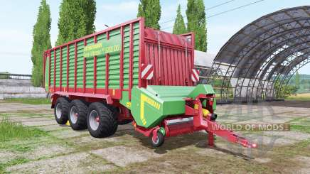 Strautmann Tera-Vitesse CFS 5201 DO red для Farming Simulator 2017