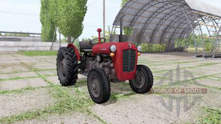 IMT 533 DeLuxe v2.0 для Farming Simulator 2017