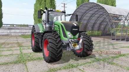 Fendt 939 Vario v1.1 для Farming Simulator 2017