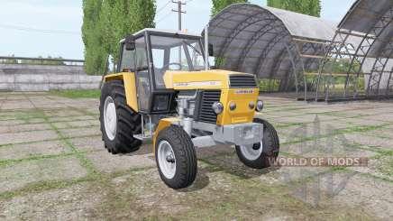 URSUS 912 yellow для Farming Simulator 2017