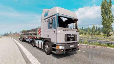 Truck traffic pack v2.7 для Euro Truck Simulator 2