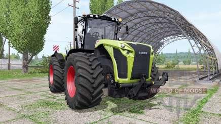 CLAAS Xerion 4500 TracVC для Farming Simulator 2017