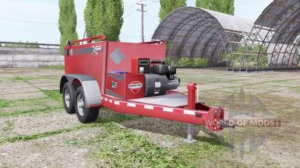 Thunder Creek FST 99S для Farming Simulator 2017