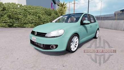 Volkswagen Golf (Typ 5K) для American Truck Simulator