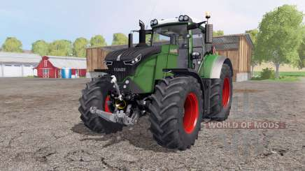 Fendt 1050 Vario green для Farming Simulator 2015