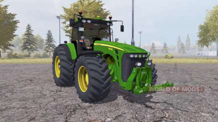 John Deere 8530 v3.0 для Farming Simulator 2013