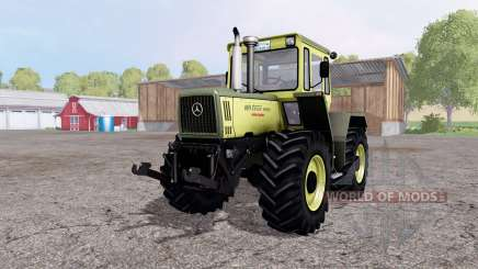 Mercedes-Benz Trac 1800 Intercooler green для Farming Simulator 2015