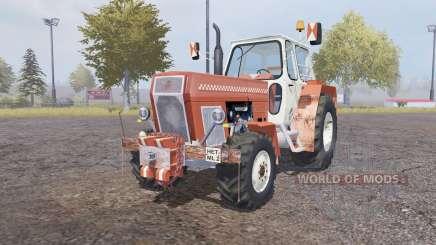 Fortschritt Zt 303-D v2.0 для Farming Simulator 2013