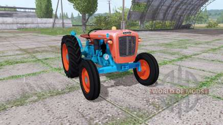 Lamborghini 1R v2.5 для Farming Simulator 2017