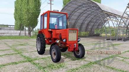 Т 25А для Farming Simulator 2017