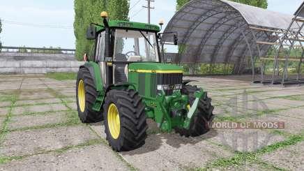 John Deere 6410 для Farming Simulator 2017