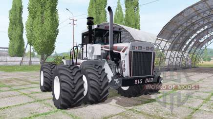 Big Bud 740 для Farming Simulator 2017