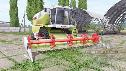 CLAAS Dominator 208 Mega v2.0.1 для Farming Simulator 2017