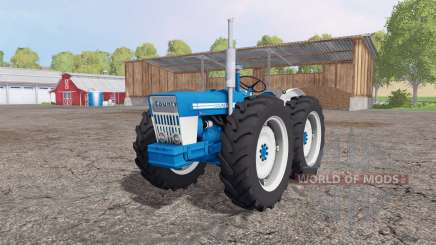 Ford County 1124 blue для Farming Simulator 2015
