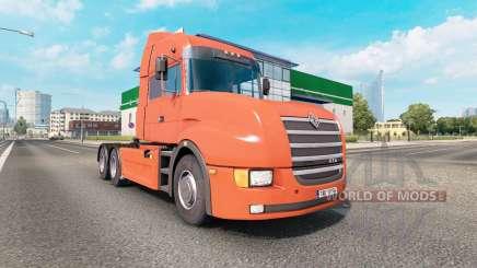 Урал 6464 v2.4 для Euro Truck Simulator 2