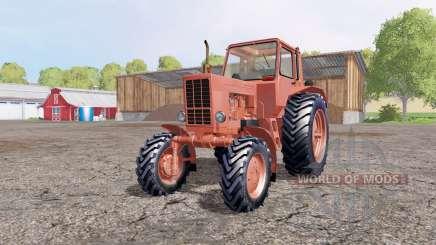 МТЗ 80 Беларус красный для Farming Simulator 2015