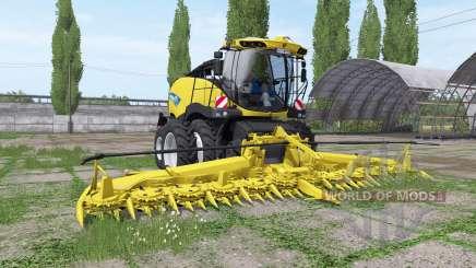New Holland FR850 lite для Farming Simulator 2017