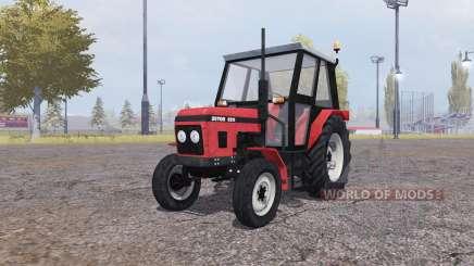 Zetor 6211 для Farming Simulator 2013