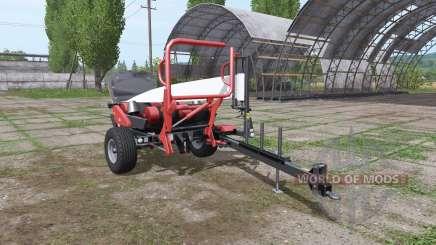 URSUS Z-586 fast wrap для Farming Simulator 2017