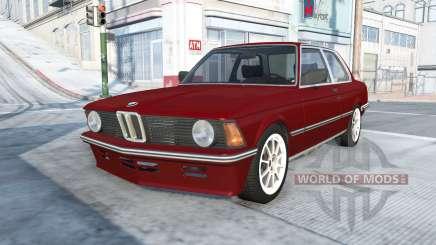BMW 316 coupe (E21) 1979 для BeamNG Drive