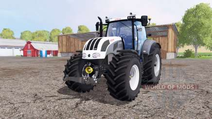 Steyr 6230 CVT для Farming Simulator 2015