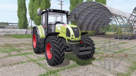CLAAS Arion 610 v4.0 для Farming Simulator 2017