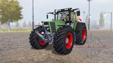 Fendt Favorit 926 v3.0.1 для Farming Simulator 2013