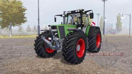 Fendt Favorit 926 v3.0.1 для Farming Simulator 2013