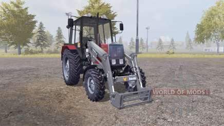 МТЗ 920 Беларус красный для Farming Simulator 2013