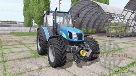 New Holland T5040 для Farming Simulator 2017
