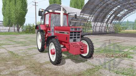 International Harvester 1255 XL narrow wheels для Farming Simulator 2017