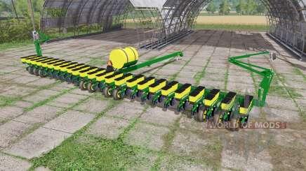 John Deere DB72 v1.2 для Farming Simulator 2017