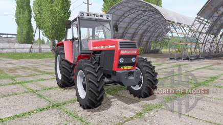 Zetor 10145 Turbo для Farming Simulator 2017