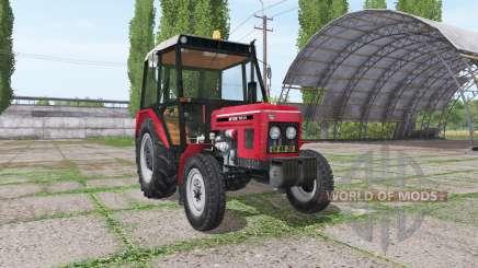 Zetor 7011 v1.2 для Farming Simulator 2017