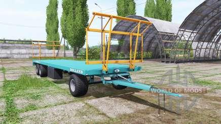 Rolland RP 10006 CH v1.1 для Farming Simulator 2017