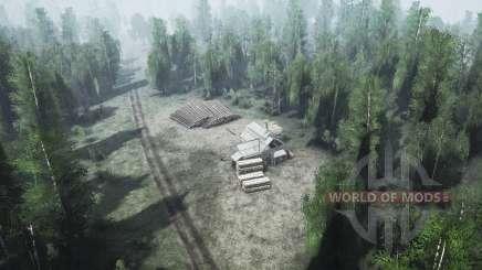 Камчатка - Поселок Озерновский для MudRunner