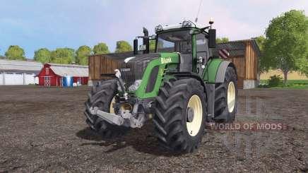 Fendt 936 Vario blunk для Farming Simulator 2015
