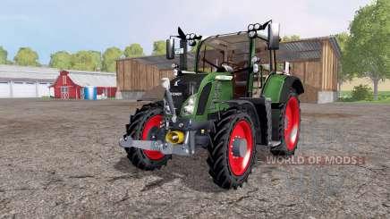 Fendt 512 Vario SCR для Farming Simulator 2015