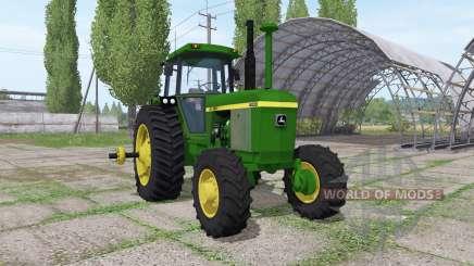 John Deere 4430 для Farming Simulator 2017