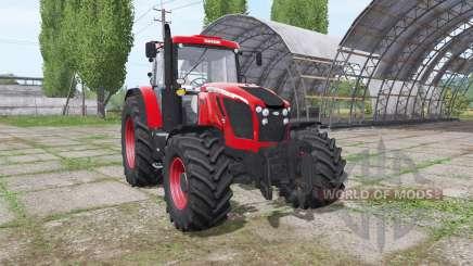 Zetor Crystal 160 v1.1 для Farming Simulator 2017