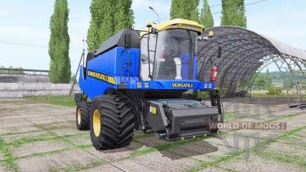 Versatile RT490 blue для Farming Simulator 2017