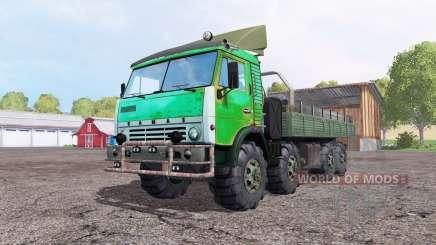КамАЗ 6350 для Farming Simulator 2015
