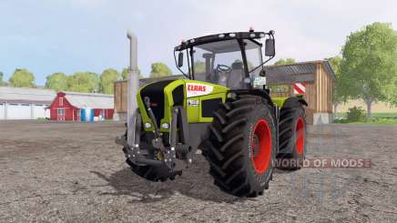 CLAAS Xerion 3300 Trac VC green для Farming Simulator 2015