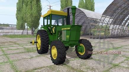 John Deere 4620 для Farming Simulator 2017