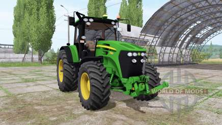John Deere 7930 v2.0 для Farming Simulator 2017