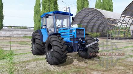 Hurlimann H-488 big wheels для Farming Simulator 2017