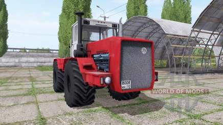 Кировец К 710 v1.2 для Farming Simulator 2017