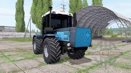 ХТЗ 17221-21 синий для Farming Simulator 2017